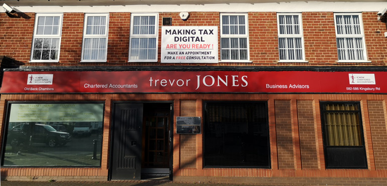 Accountants in Erdington Birmingham